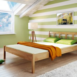 łożko bukowe Lilo