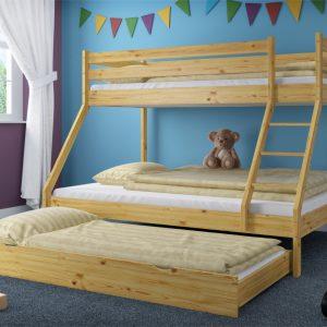 Łóżko piętrowe Denis