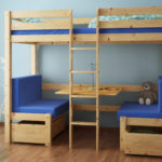 łóżko pietrowe dla dzieci