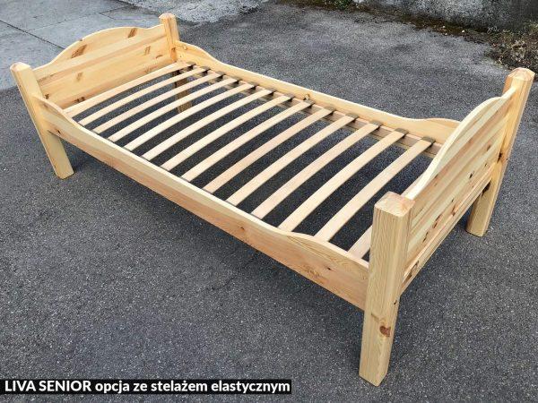 bardzo wysokie łóżko dla dziadka