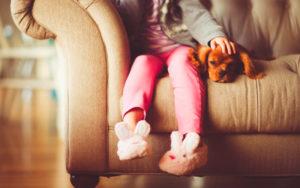Kolor mebli w pokoju dziecięcym