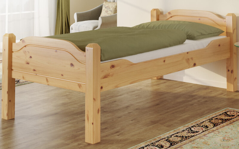 Jak wybrać łóżko dla osób starszych