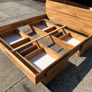 sklep łóżka ðębowe z pojemnikiem
