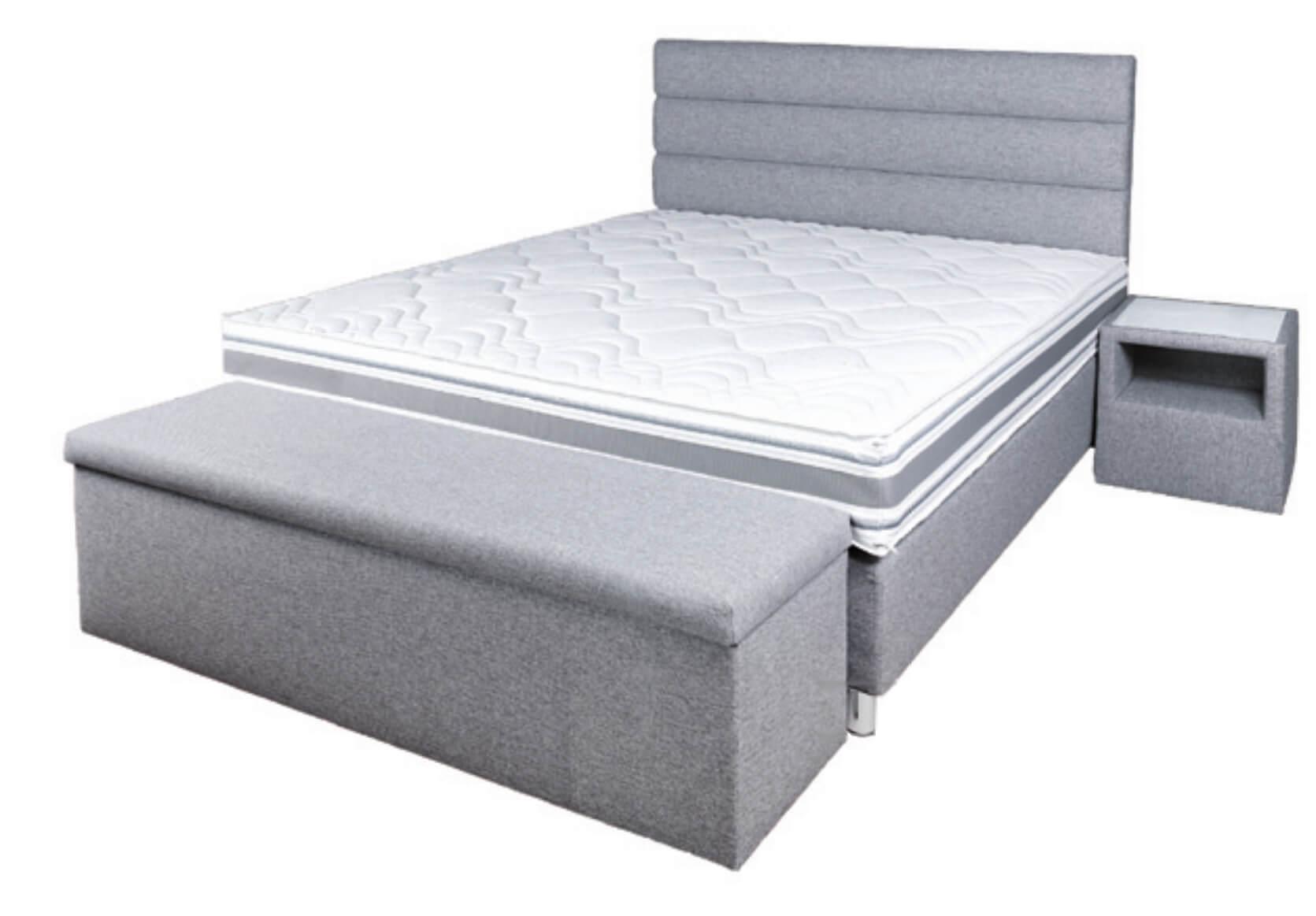 Milos łóżko Kontynentalne