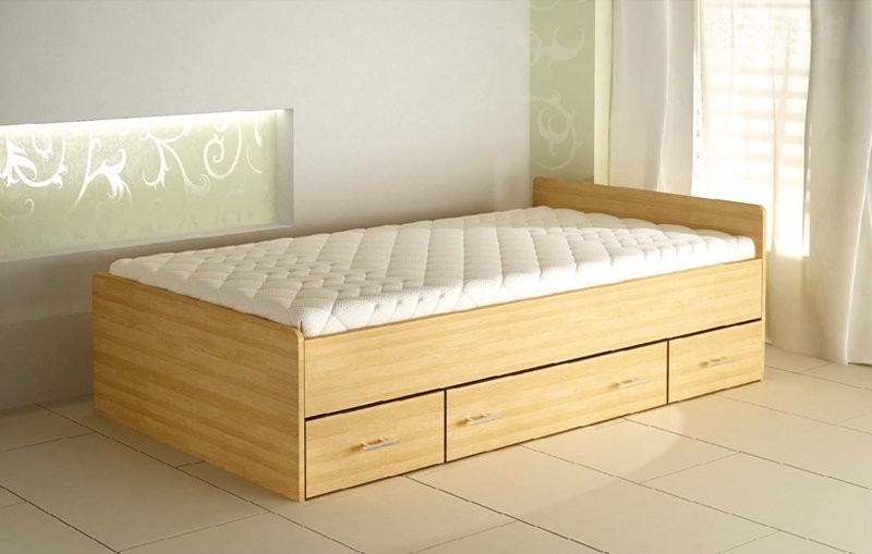 łóżko W80262