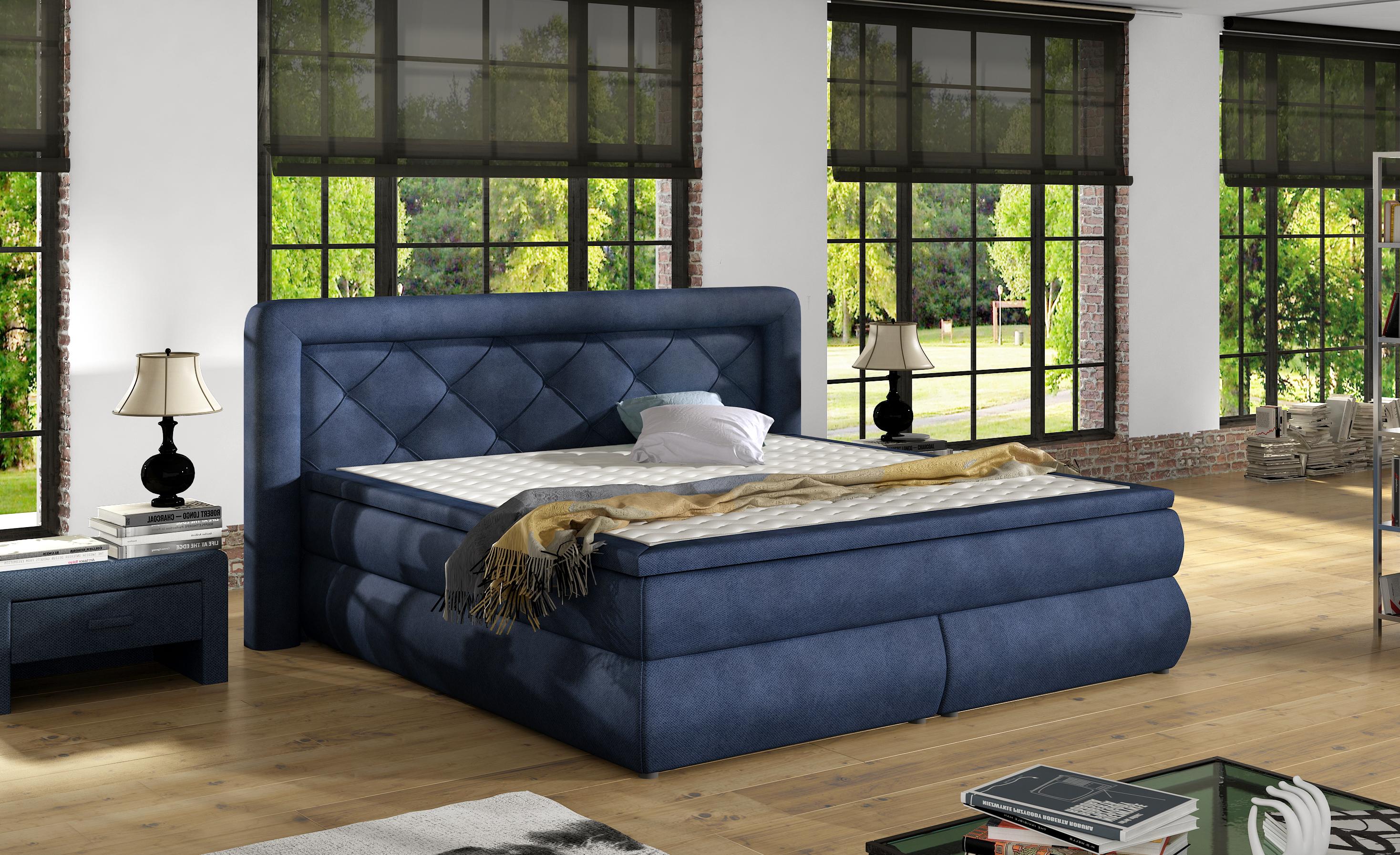łóżko Kontynentalne 174