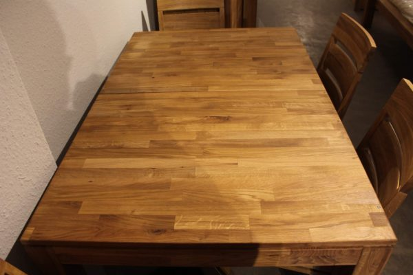 stół dębowy rozsuwany