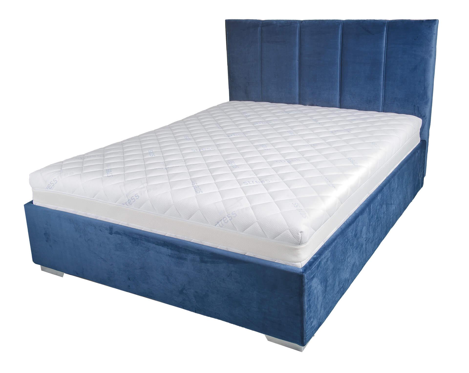 łóżko Tapicerowane Naxos