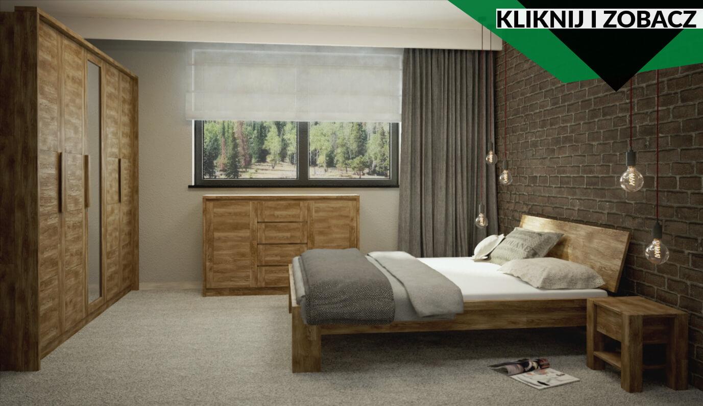 sypialnia drewno bielsko