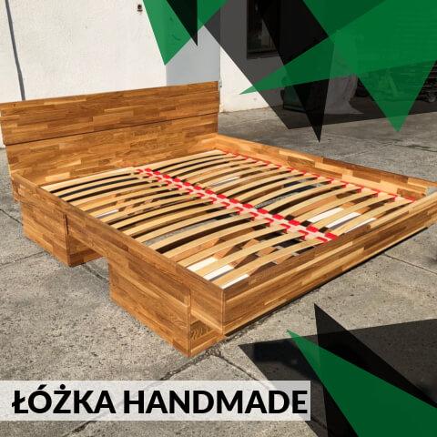 łóżka handmade lofty