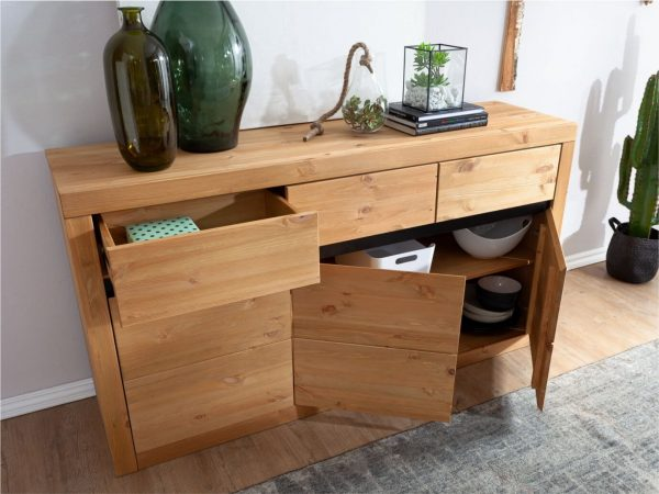 komoda drewniana do sypialni