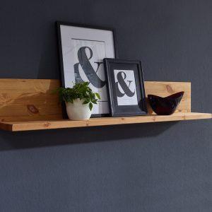 półka drewniana