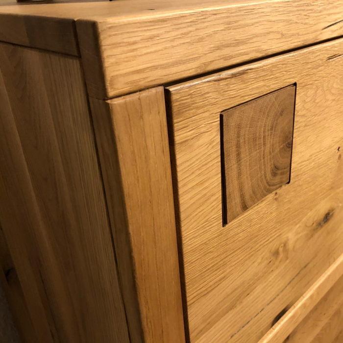 meble całe z drewna